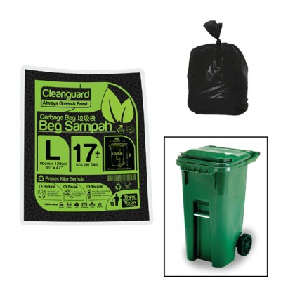 Cleanguard Recycle Garbage Bag