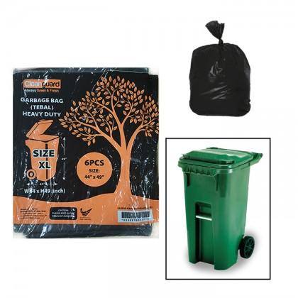 Cleanguard Heavy Duty Garbage Bag