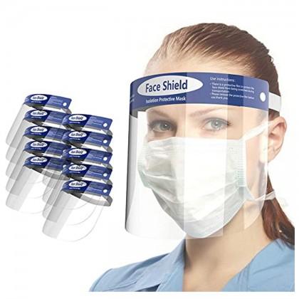Transparent Face Shield Protective Mask